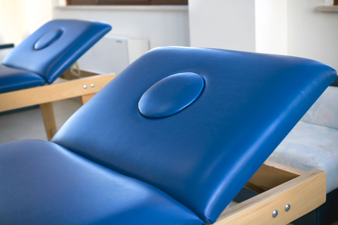 lettino scuola massaggi